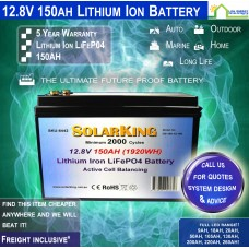 12v 150AH LITHIUM IRON 150ah 12.8v BATTERY