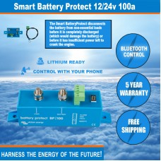FIRE SALE: Victron SMART Battery Protect 12/24V-100A - 5 Year Warranty