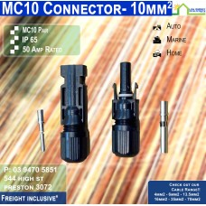 MC10 Connectors - PAIR