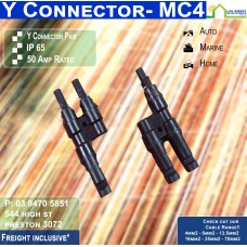 MC - Y Connectors - PAIR