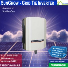 SunGrow SG5KTL-D 5kW Grid Tie Inverter