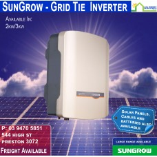 SunGrow SG2KTL-S 2kW Grid Tie Inverter