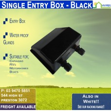 Black Entry Box