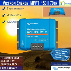 FIRE SALE: Victron 12/24/48V 150/70tr MPPT Solar Charge Controller