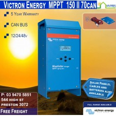 Victron 12/24/48V 150/70 CANBUS MPPT Solar Charge Controller