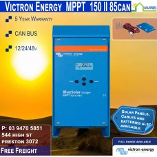 Victron 12/24/48V 150/85 CANBUS MPPT Solar Charge Controller