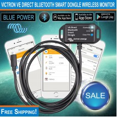 VICTRON VE.Direct Bluetooth LE Dongle - Remote Control and Monitoring 4WD MARINE
